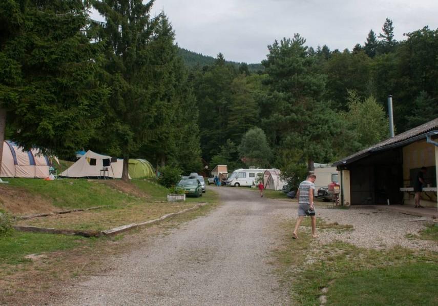 Les reflets du mont sainte odile location camping en alsace for Camping en alsace avec piscine
